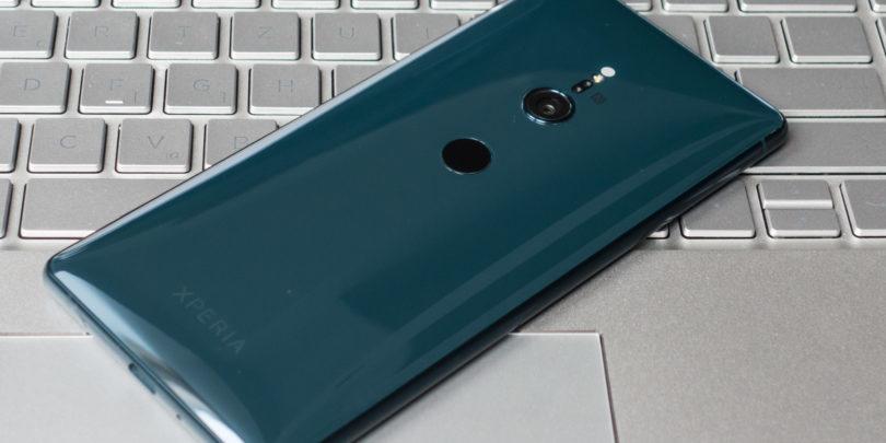 Sony Xperia XZ2: Nobenega odstopanja od ustaljene poti