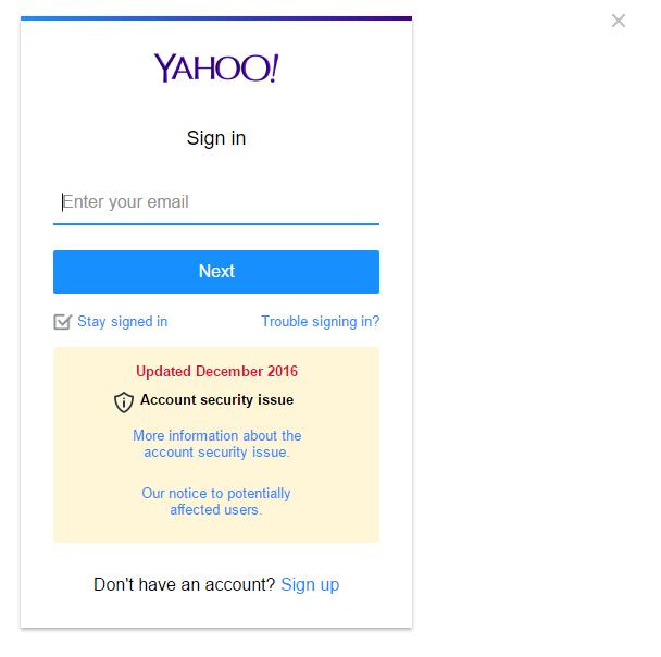 Kaj naj zdaj s tem Yahoojevim računom?