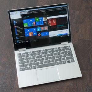Lenovo Yoga 720 (13″) po enem letu – Malo manjka do najboljših