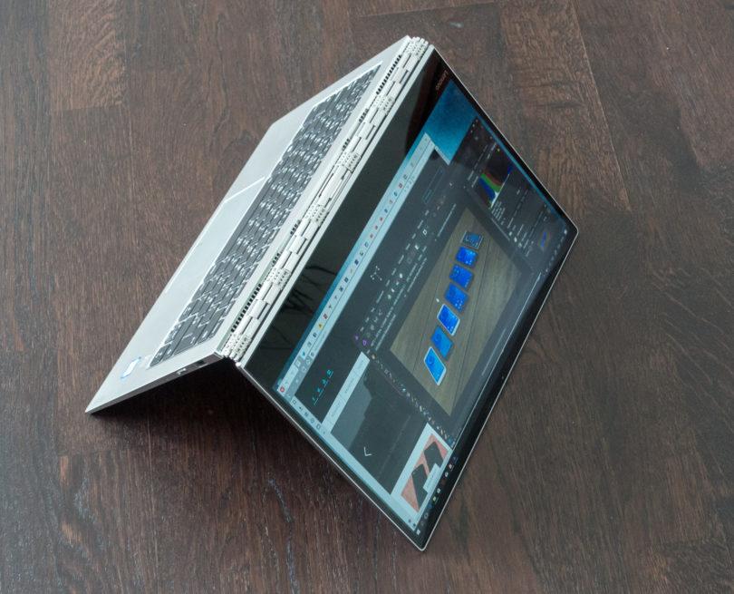 Lenovo Yoga 920: Kakšno razliko naredi novejši procesor!