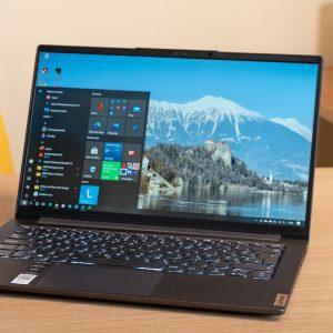 Lenovo Yoga Slim 7: S pravim procesorjem pokaže svoj potencial