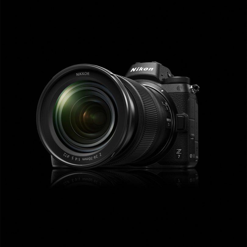 Nikon predstavlja: Z 7 in Z 6