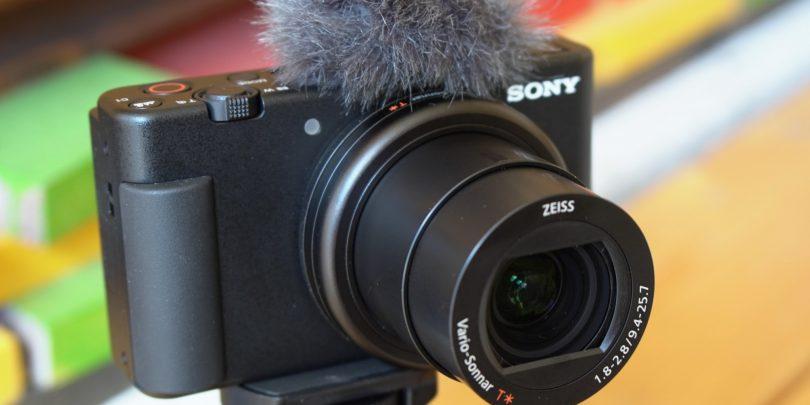 Sony ZV-1: Enostaven, z dobro sliko in ostrenjem, a lahko ga hitro prerasteš