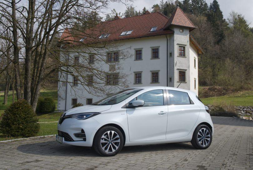 Renault Zoe e-tech electric: Prijeten, nezahteven in predrag (#video)