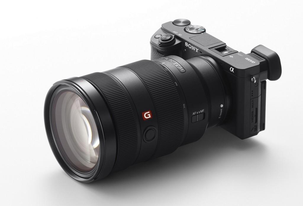 Sony a6300 z novim objektivom 24-70. Foto Sony
