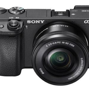 Sony A6300: Vmesna stopnička
