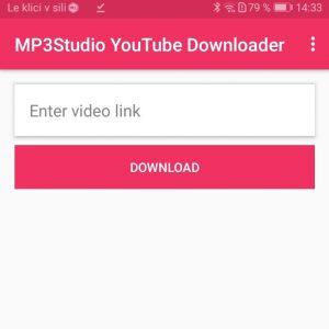 NEDELJSKI NASVET: Iz youtuba v mp3 na telefonu z Androidom