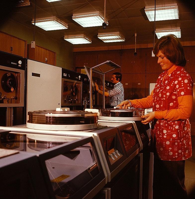 Kako se je v slabih petintridesetih letih svet obrnil na glavo: Arhiviranje podatkov
