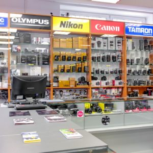 Nakup fotoaparata po sistemu staro za novo