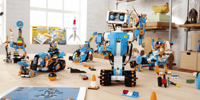 Lego se z »Boostom« vrača k osnovam?