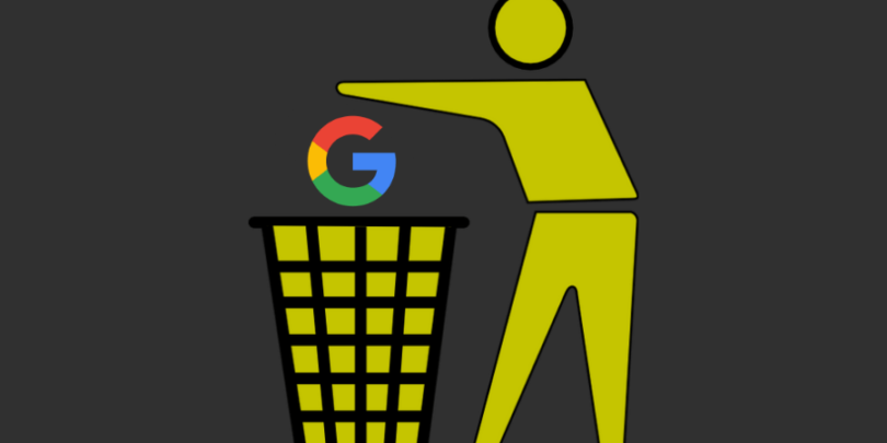 Omejiti vpliv Googla na svojem telefonu
