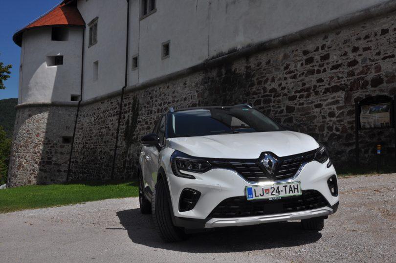 Renault Captur E-tech: Namesto dizla vam nudijo priključni hibrid
