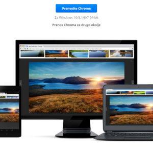 Chrome je menda odslej malo manj požrešen
