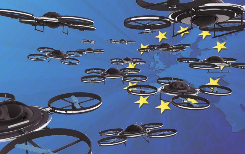 Evropa kani narediti konec KAOSU v zraku (#VIDEO)