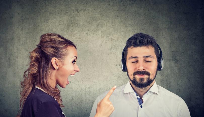 NASVETI ZA TELEBANE: Aktivno dušenje hrupa ni izgovor, da je nisi slišal