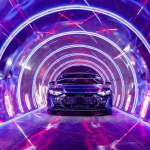 Prenovljeno Teslo Model S bo izzval Audi e-tron GT