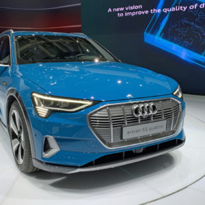 Audi e-tron je trenutni vrhunec baterijske integracije in optimizacije (#VIDEO)