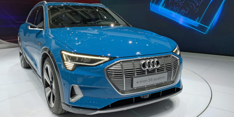 Audi e-tron je trenutni vrhunec baterijske integracije in optimizacije (#VIDEO)