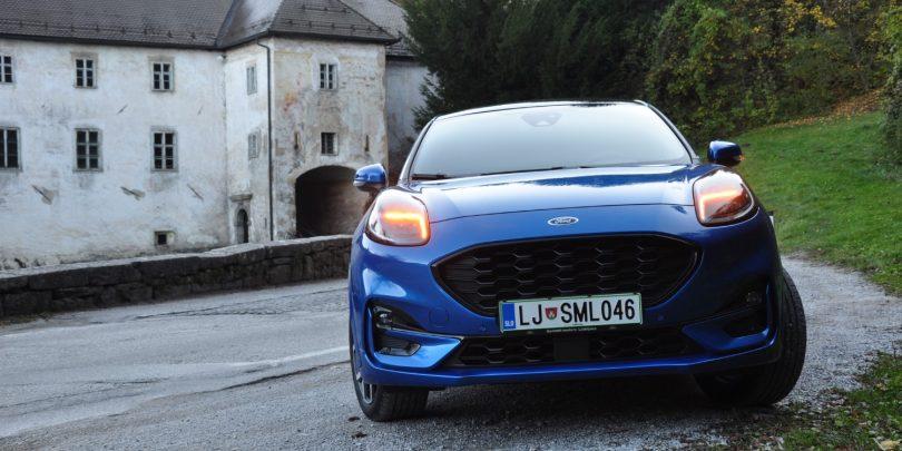 Ford Puma: Prepriča v vsem, razen v eni podrobnosti (#video)