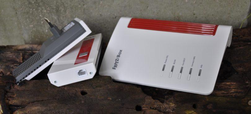 Fritz!Box: Omrežje Wi-Fi, ki deluje, kot od njega pričakuješ
