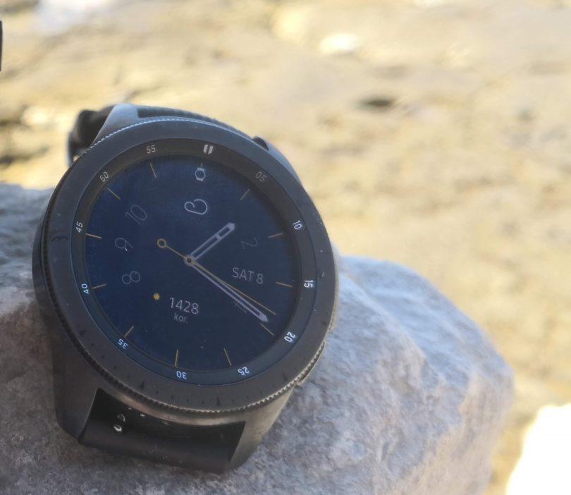 Galaxy Watch: Še vedno okrogla in z večjo baterijo!