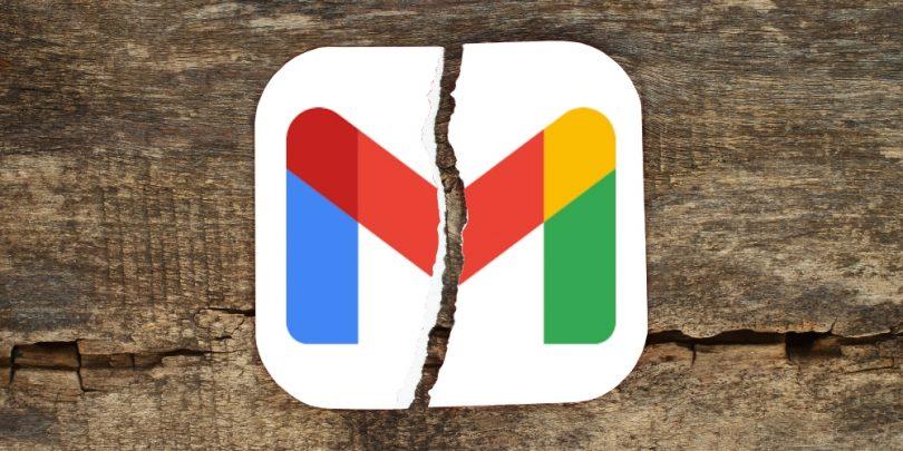 Zato bi morali imeti načrt za primer, da nam Google izbriše račun!