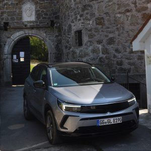 Opel Grandland: Oblikovan in izdelan v Nemčiji!