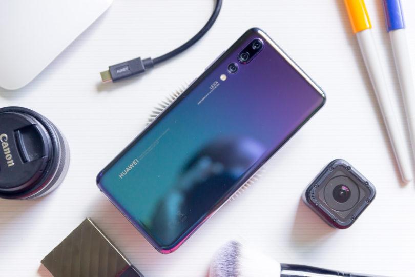 Huawei praznuje 10 milijonov prodanih modelov P20 in P20 Pro
