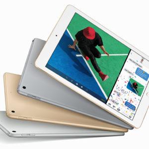 Apple z minimalnim vložkom še dodatno odbija konkurenco v usihajočem segmentu tablic