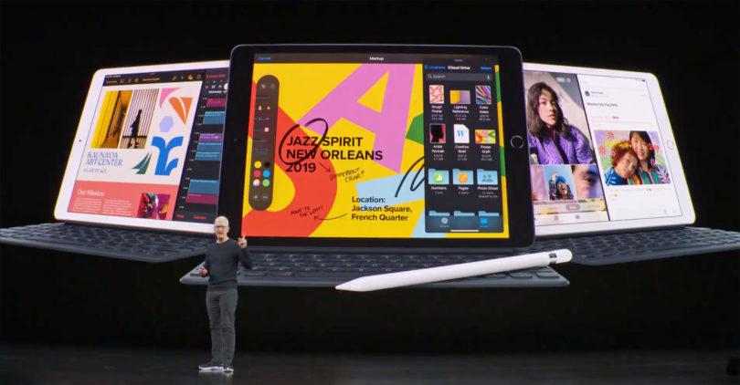 Osvežena Apple Watch in iPad za ohranjanje prednosti