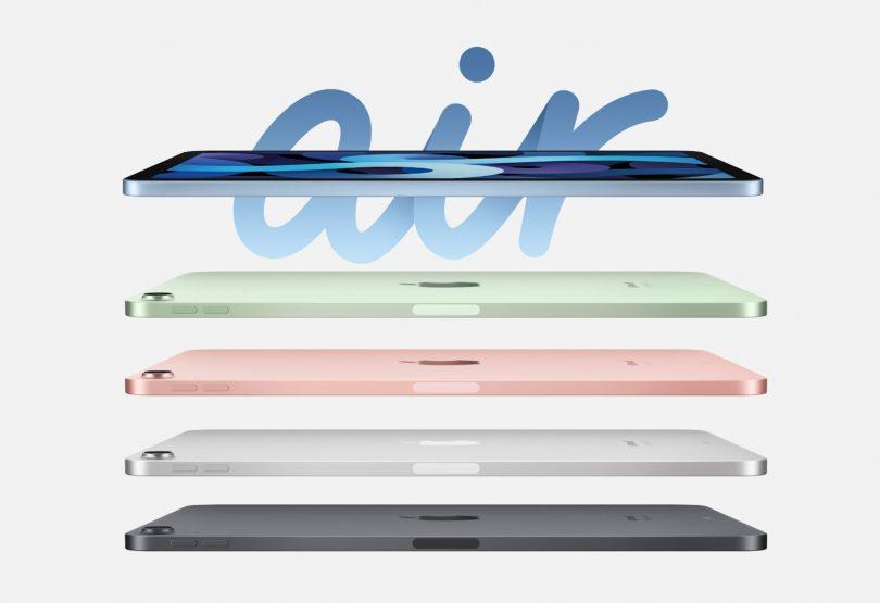 Novi iPad Air s procesorjem, ki bo poganjal tudi iPhone 12