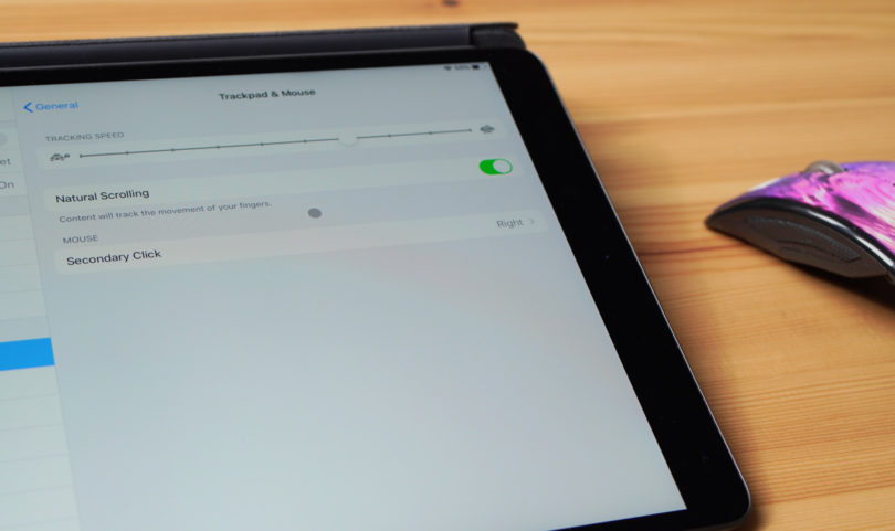 Podpora za miško iPad samo izboljša, v ničemer ga ne pokvari (#video)