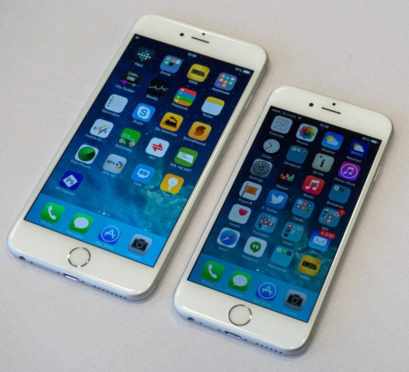 Cenejša menjava baterije za starejši iPhone velja tudi v Sloveniji