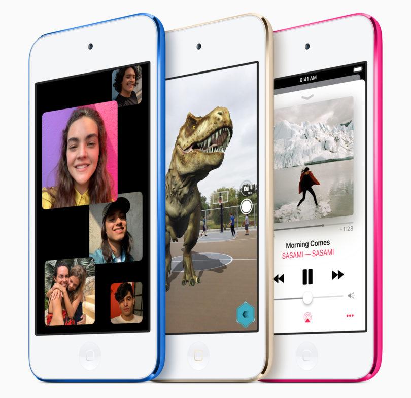 Če iPod Touch ostaja zastarel iPhone brez telefonskega dela, lahko takoj odide na smetišče zgodovine