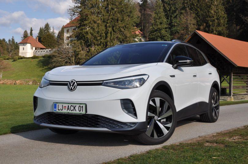 Volkswagen ID.4: Z veseljem bi ga imel, če bi bila mamljiva tudi cena! (#video)