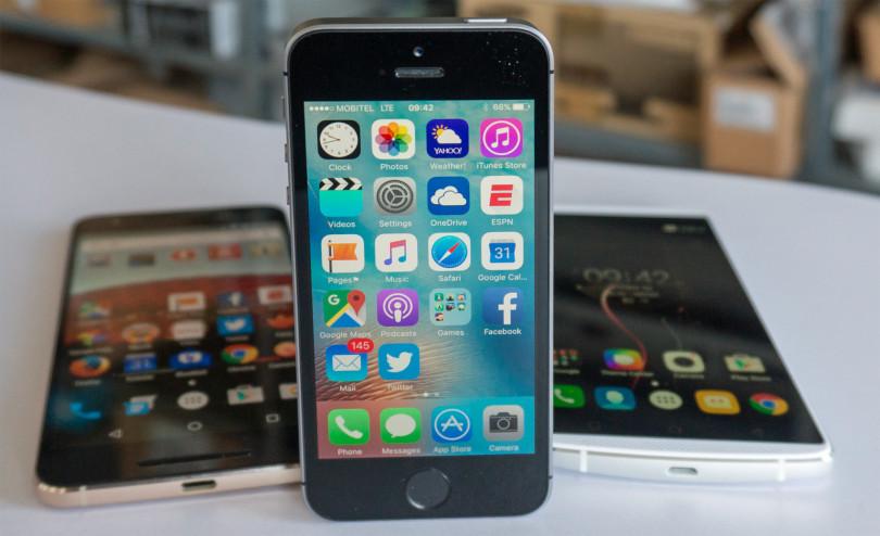 Majhni telefoni se poslavljajo, verjetno za zmeraj