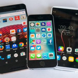 Američani so presedlali na večji iPhone in cel svet z njimi
