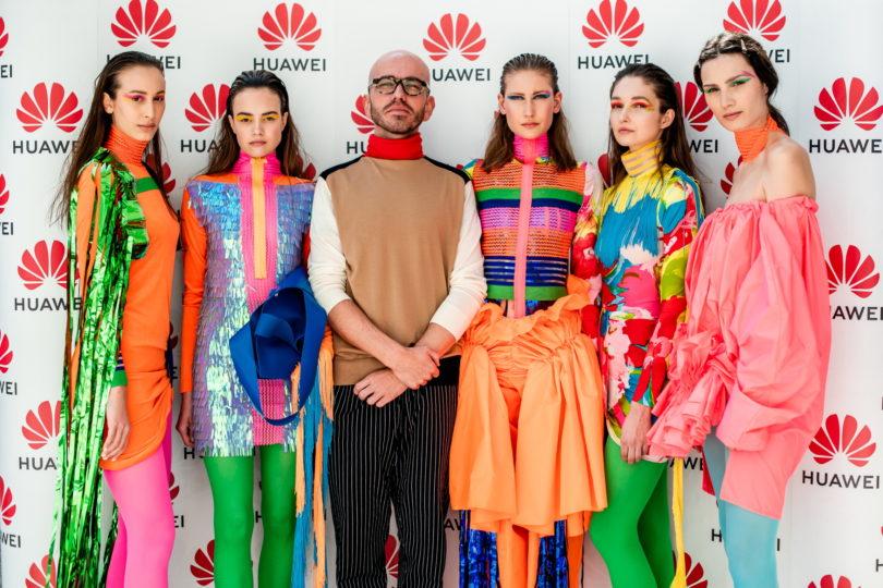 Huawei v vlogi postavljavca trendov!