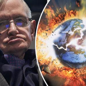 Govoril je tudi o uničenju sveta