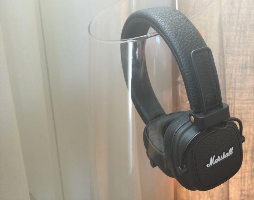Marshall Major III Bluetooth: Slušalke, ki ne skrivajo svojega porekla