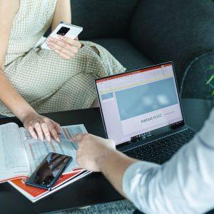 Huawei P40 in MateBook X Pro poskrbita za večjo učinkovitost