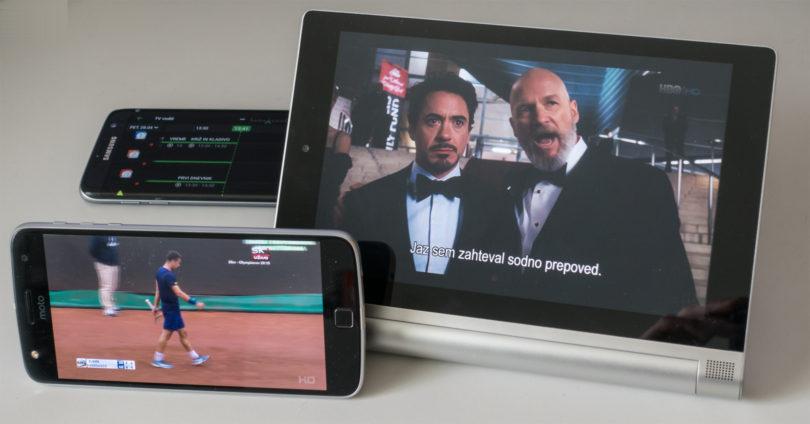Mobilne televizije so si podobne, a vseeno niso vse enako dobre