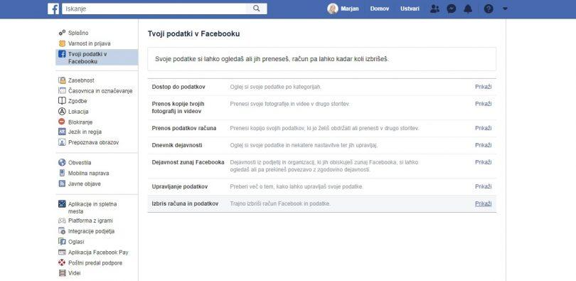 NEDELJSKI NASVET: Je že čas, da ukineš Facebook?