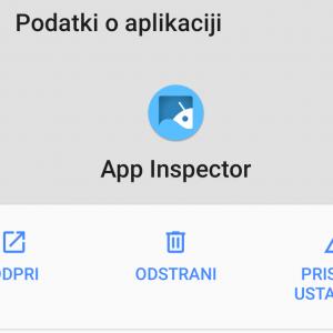 NEDELJSKI NASVET: Znebi se privzetih aplikacij, ki jih nikdar ne uporabljaš!