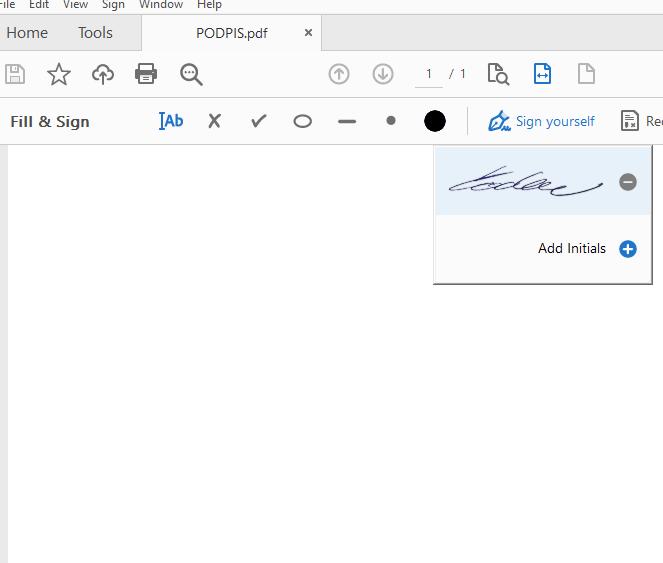 NEDELJSKI NASVET: Tako podpišeš PDF dokument (#kratekvideo)