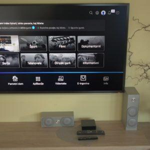 Digitalni sprejemnik Neo po pomembni nadgradnji