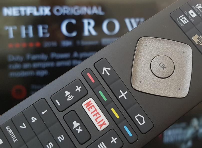 Netflix po enem letu