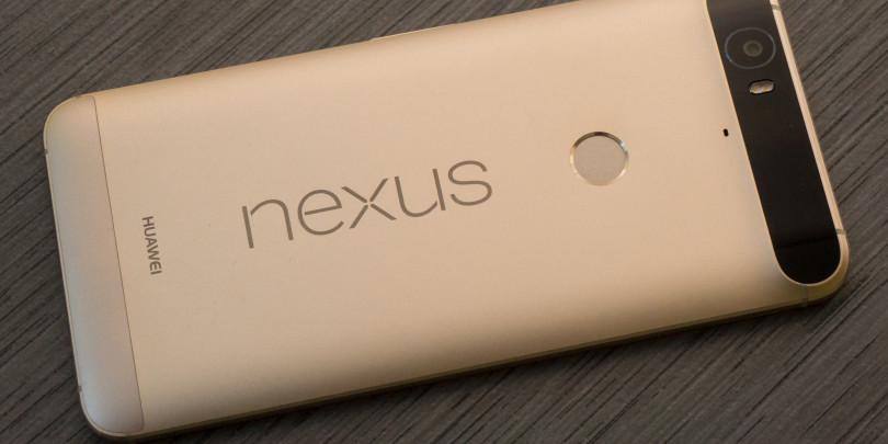 Nexus 6p bi moral biti samo malo manjši