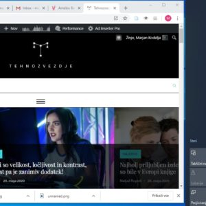 NEDELJSKI NASVET: Zvečer izklopite modro svetlobo v sistemu Windows 10