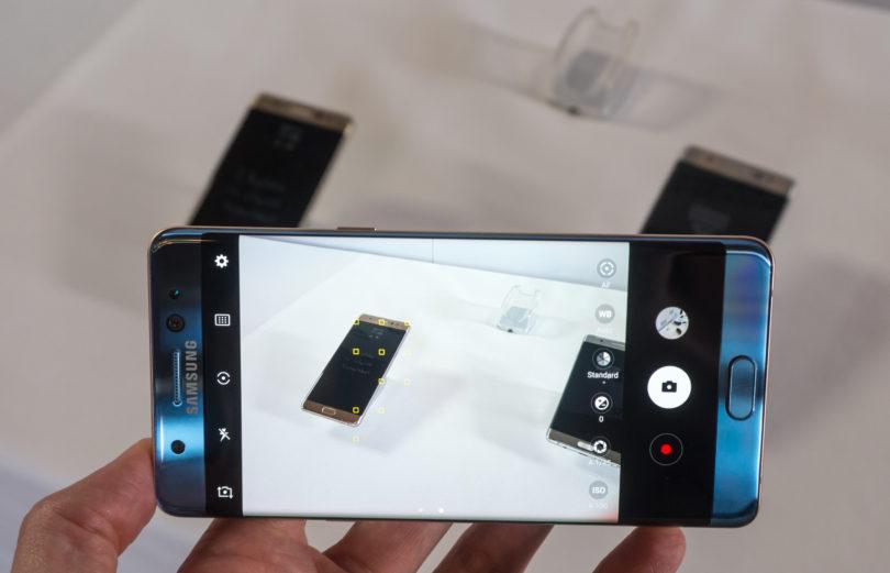 Samsung mora ugotoviti in pojasniti težavo z Note7